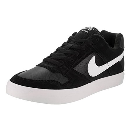 b413270268e3dd Nike Men s SB Delta Force Vulc Black White Anthracite White Skate ...