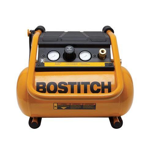 BOSTITCH 2.5 Gallon 150 PSI Oil-Free Suitcase Style Air Compressor | BTFP01012
