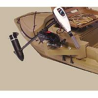 1200 Series Stealth Beavertail 400222 Duck Hunting Boat Motor Mount