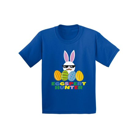 Awkward Styles Eggspert Hunter Infant Shirt Easter T Shirt Easter Baby Shirt Funny Easter Outfit for Baby Easter Holiday Gifts First Easter Shirt Easter Hunt T Shirt for Baby Easter Hunter Bunny](Tween Holiday Outfits)