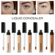 TekDeals PHOERA Makeup Concealer Liquid Moisturizer Conceal HD High Definition Foundation, Hazelnut