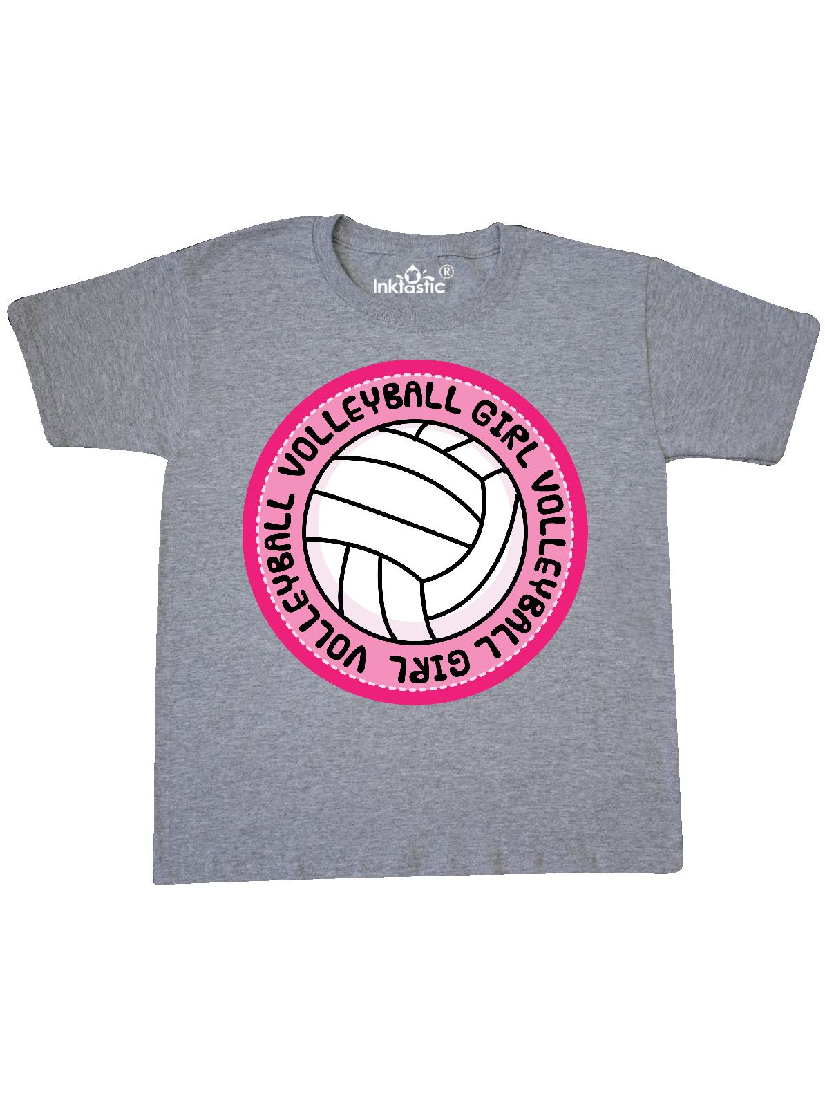 Volleyball Girl Youth T-Shirt