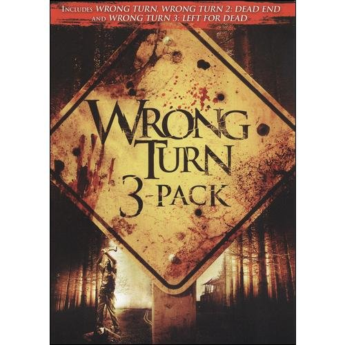 Wrong Turn (3-Pack) (Widescreen)