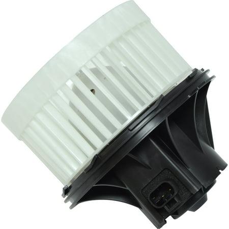 New HVAC Blower Motor 1750013 - 52400424 Tahoe Escalade Yukon Yukon XL 1500 Silv ()