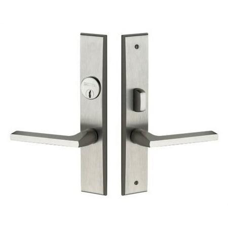 Baldwin Hardware 6974.056.FD Lakeshore Entry Front Door Handle