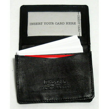 New leather business card holder expandable wallet money card case new leather business card holder expandable wallet money card case black mens colourmoves