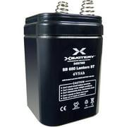 Schumacher Electric Lantern ST 6V 5AH Battery