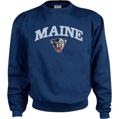NCAA - Maine Blackbears Kids/Youth Perennial Crewneck Sweatshirt