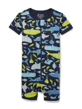 The Children's Place Baby and toddler boys sea creature print stretchie (baby and toddler boys)