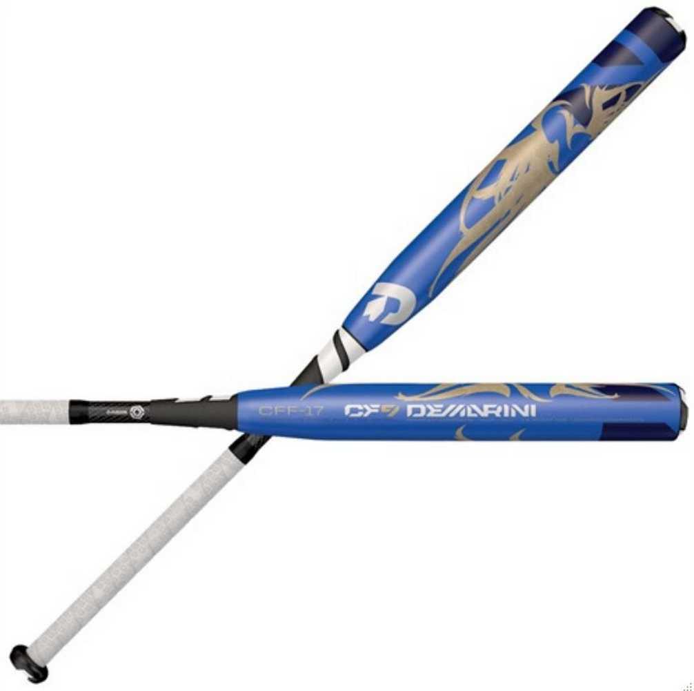 DEMARINI CF9 Paraflex Compsite (-9) Fastpitch Softball Ba...
