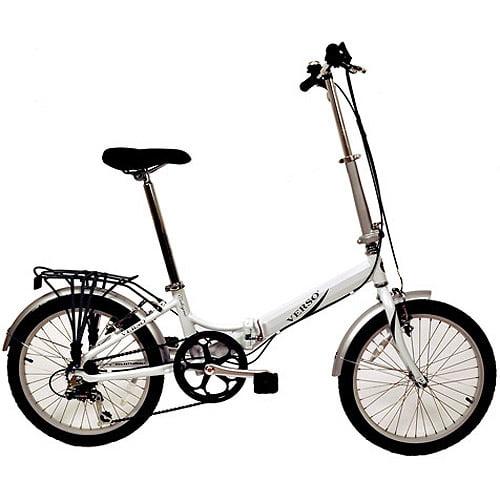 "20"" Verso Cologne Folding Unisex Bike"