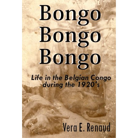 The 1920's Clothing (Bongo, Bongo, Bongo: Life in the Belgian Congo during the 1920's -)