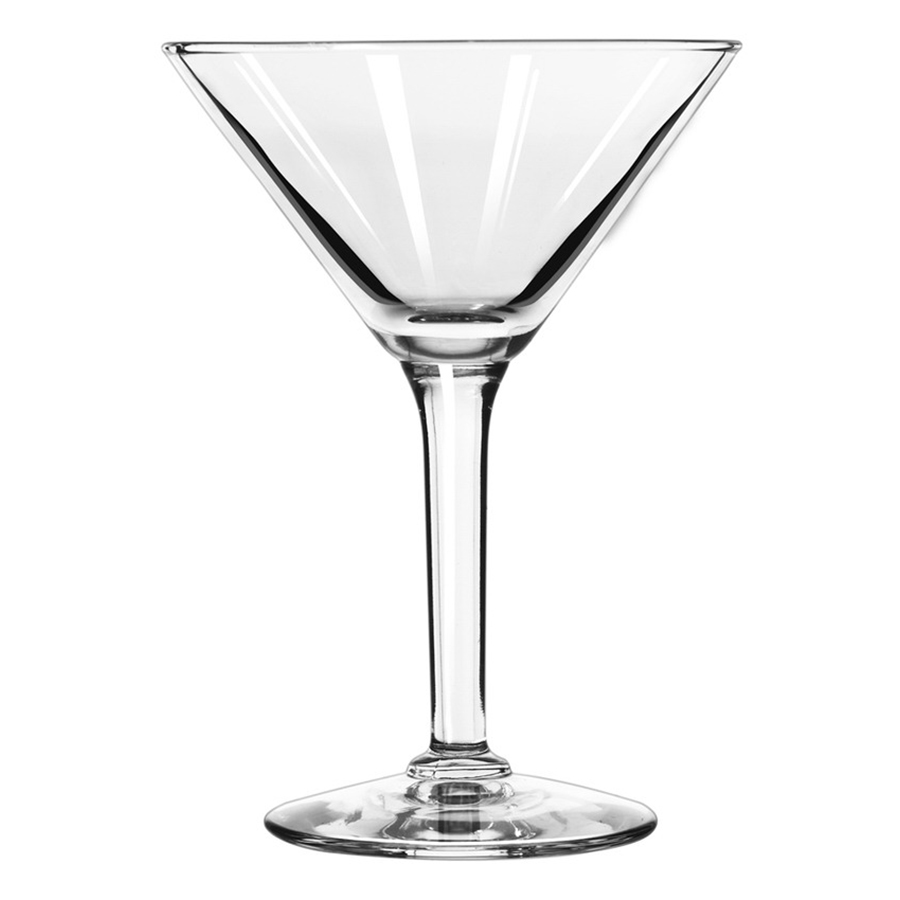 "Libbey Citation Stemmed Cocktail Glass Clear, 6 oz., 4.25"" Top Diameter x 2.875""... by Libbey Glass"