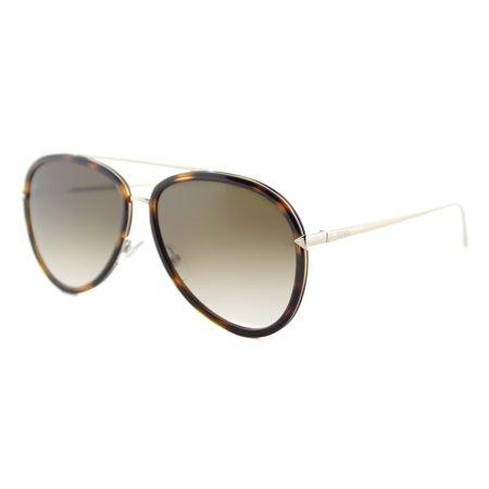 Fendi FF0155 V4Z Unisex Aviator Sunglasses