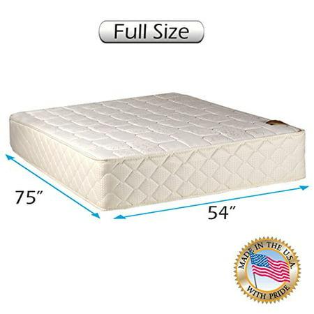 Deluxe Full Bedroom Package - Grandeur Deluxe Gentle Firm Full Size (54