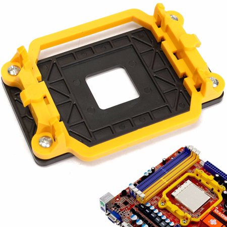 CPU Motherboards Cooler Cooling Retention Bracket For AMD Socket AM3+ AM2+ (Best Motherboard And Cpu For Gaming)