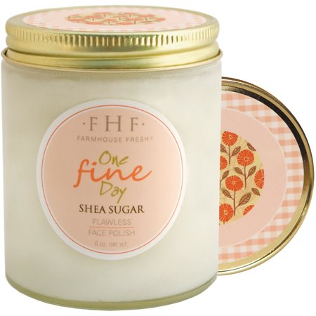 Fresh Farmed Caviar (FarmHouse Fresh One Fine Day Shea Sugar Facial Polish (6 Oz) )
