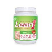 Nutrition 53 Lean 1 Strawberry, 15 serving tub 1.72 lbs (780g)