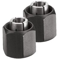 """Bosch 1/2"""" Collet Chuck for 1613 - 1619 Routers (2 Pack) # 2610906284-2PK"""