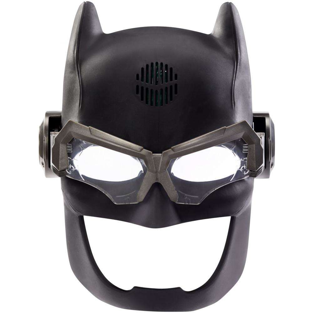 DC Justice League Batman Voice Changing Tactical Helmet Action Figure
