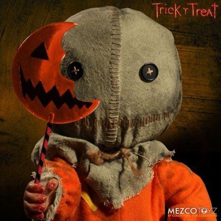 Trick Or Treat Sam (Trick 'r Treat Sam Halloween Mega Scale 15 Inch by)