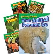 Shell Education 23413 Grade K-1 Life Science Set - 10 Books