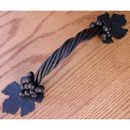 Agave Ironworks Grapevine Arch Pull
