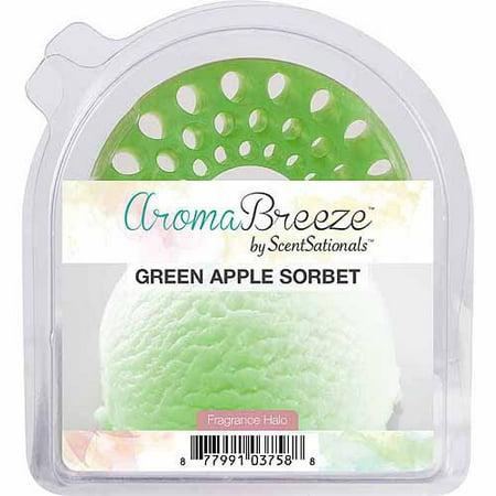 AromaBreeze Fragrance Halo, Green Apple Sorbet - Walmart.com