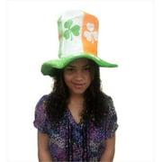 CoverYourHair am616 Shamrocks Around Top Hat