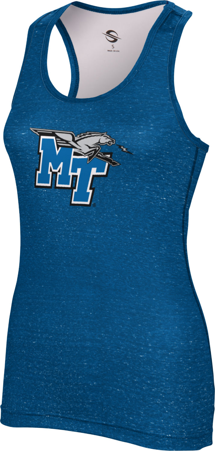 ProSphere Women's Middle Tennessee State University Heather Performance Tank by