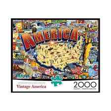 Ravensburger African Artifacts Wooden Structure Puzzle, 1,000 Pieces