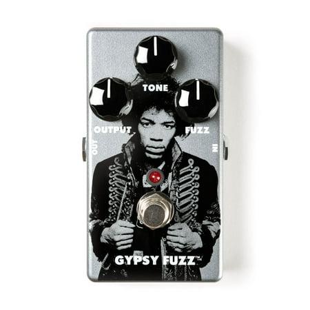 Dunlop JHM8 Jimi Hendrix Gypsy Fuzz Pedal