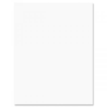 Plain White Letter Papers - Set of 25, stationery papers, 8 1/2