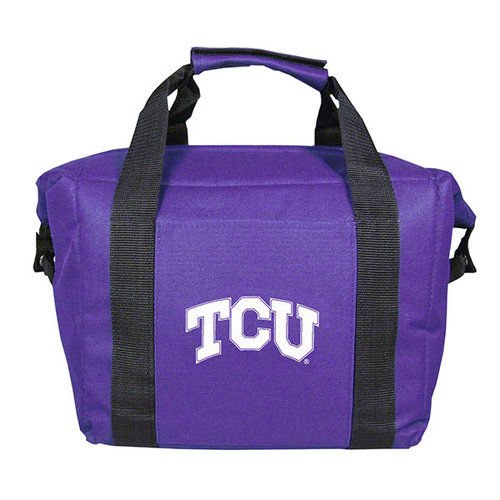 NCAA - TCU Horned Frogs 12 Pack Cooler