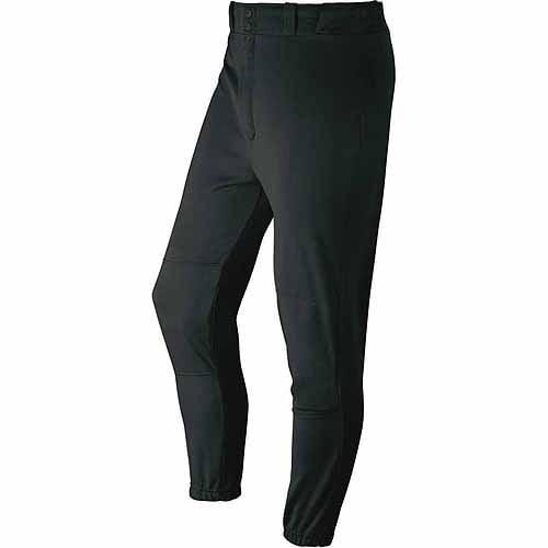 Wilson Youth Baseball Zipper Pants with Elastic Waistband and Belt Loops