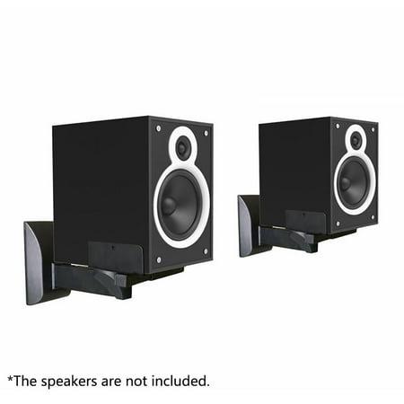 PrimeCables® Swivel Speaker Mount,Side Clamp Type Tilt ,Black, Set of 2 - image 5 of 5