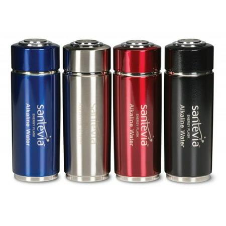 af951478d5 Alkaline Water Bottle - Silver - Santevia - image 1 of 1 ...
