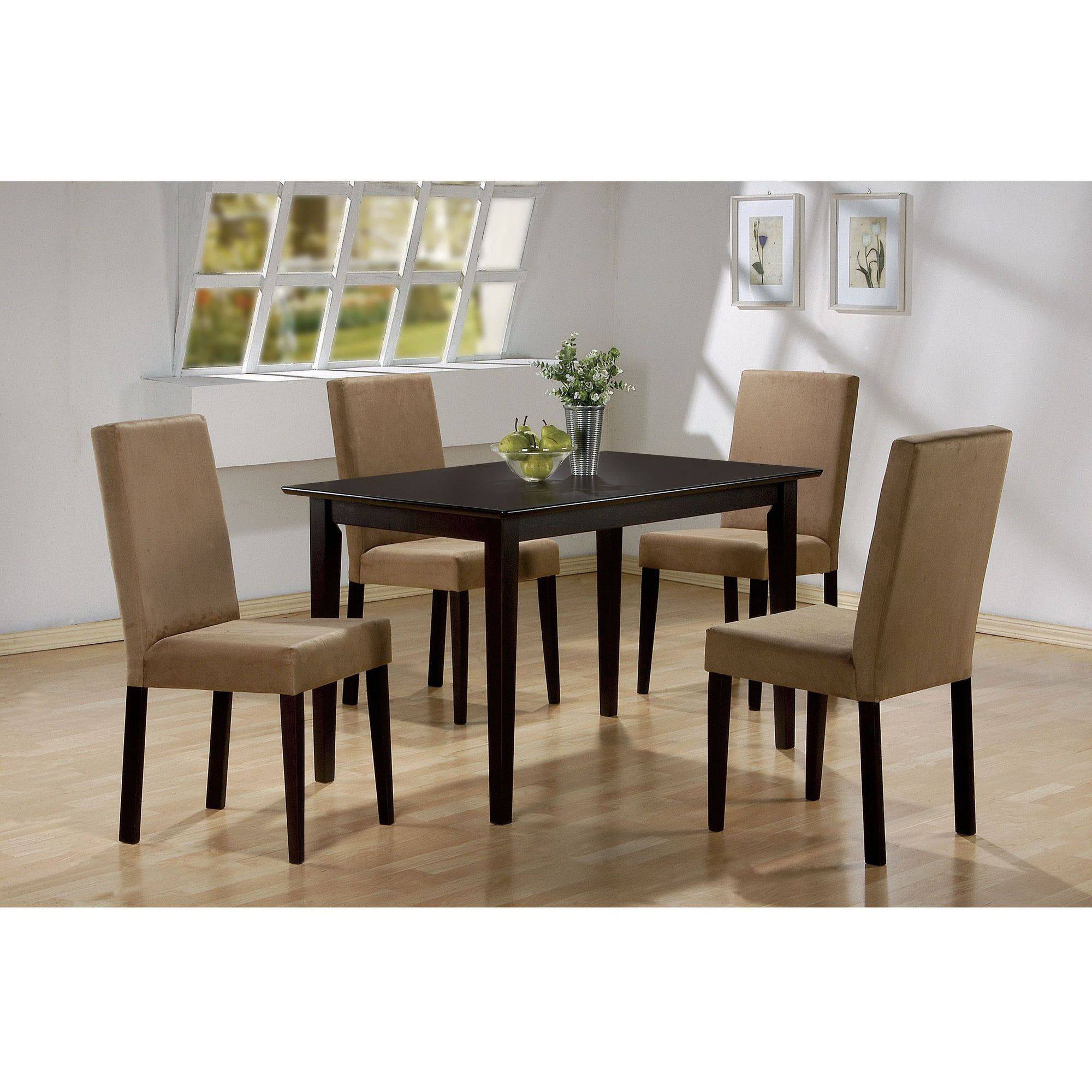 Walmart Dining Room Furniture: Coaster Company Clayton Dining Table, Chairs Sold