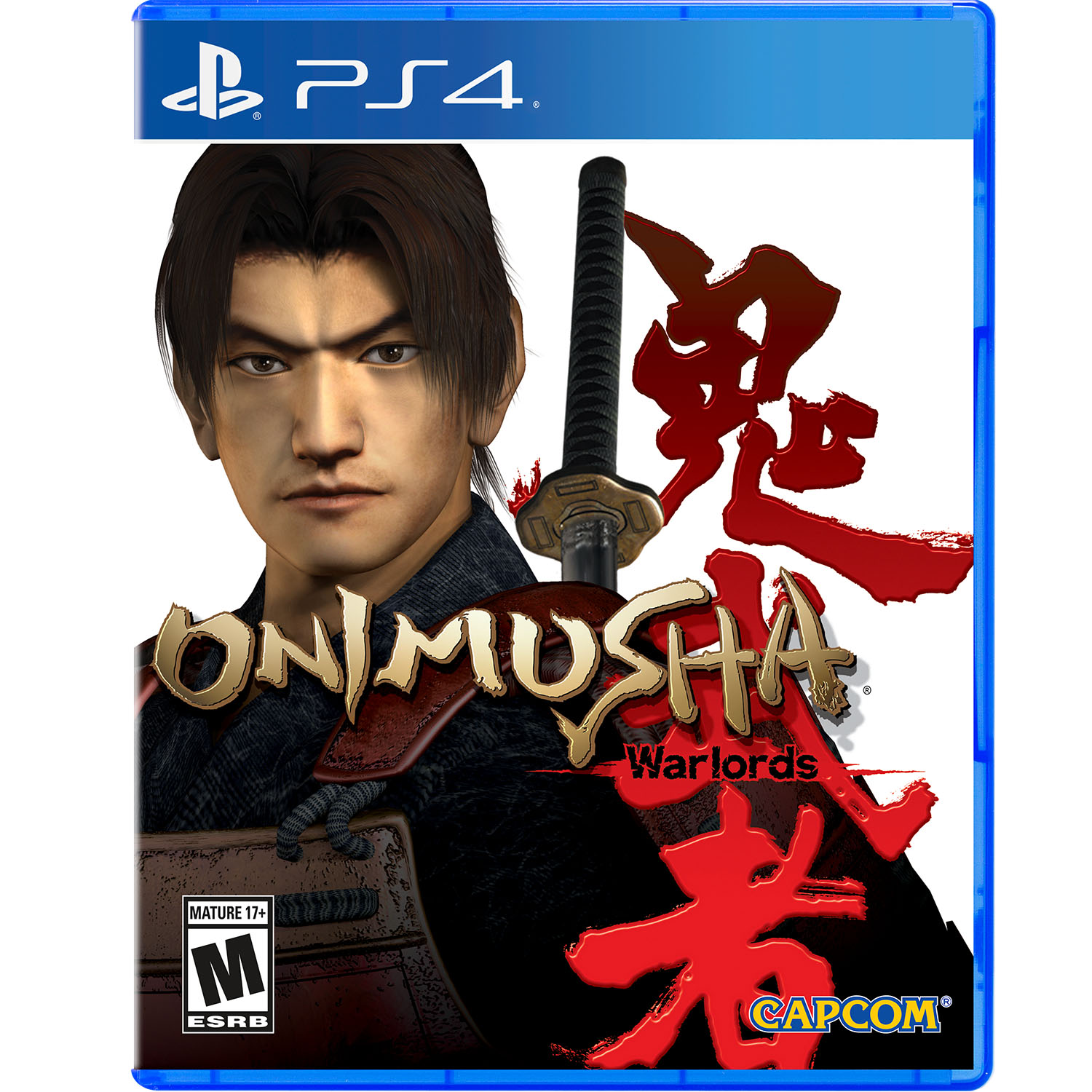 Onimusha: Warlords, Capcom, PlayStation 4, 013388560530