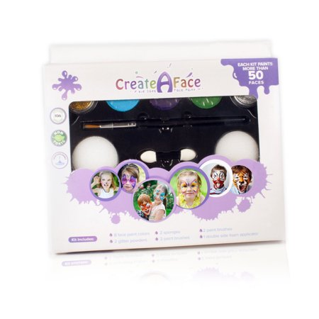 Create A Face Painting Kit (Face Painting Kit)