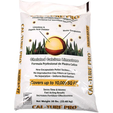 Old Castle Lawn & Garden-Cal-turf Pro Chelated Calcium Limestone 10000 Sq Ft