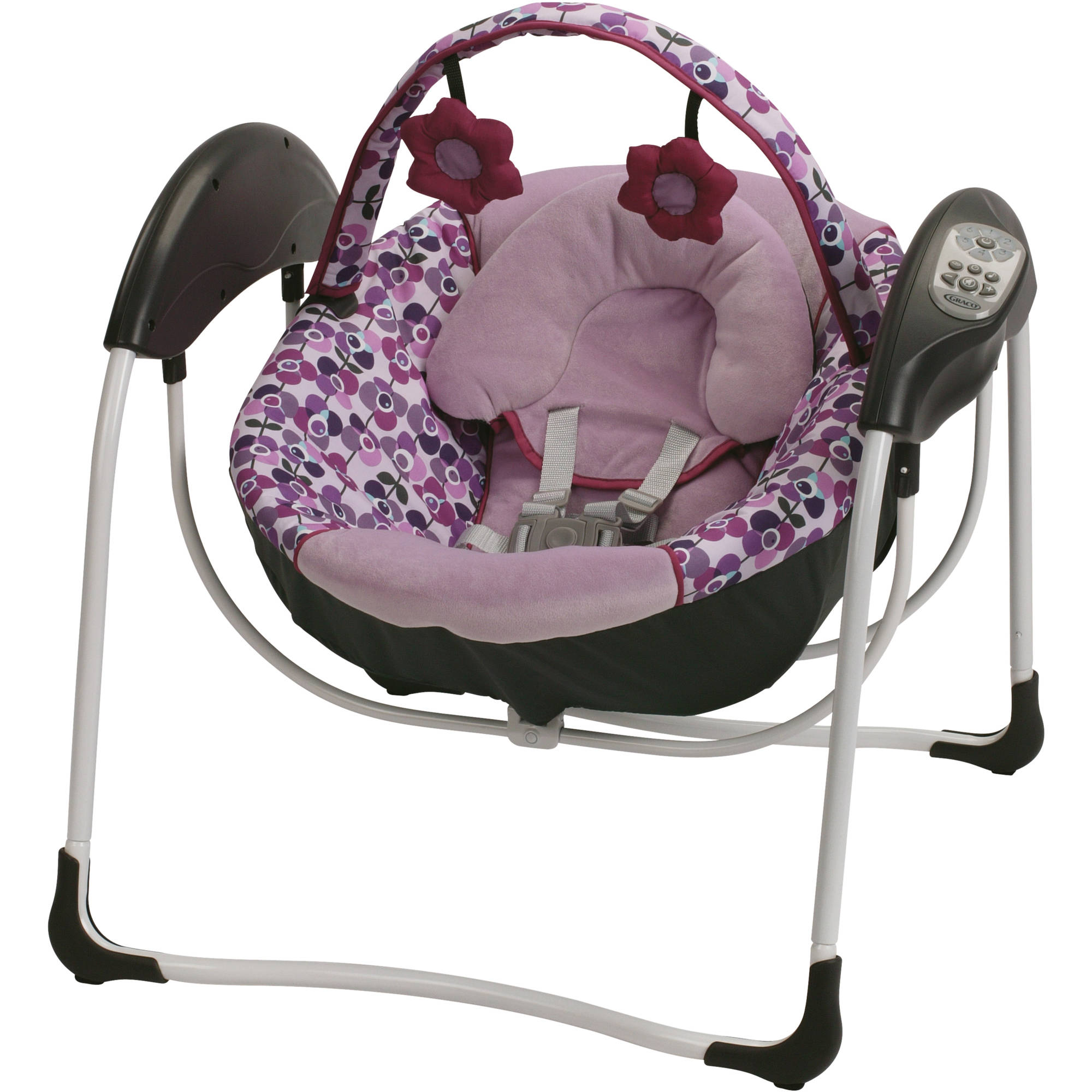 Graco Glider Petite Gliding Swing, Pammie