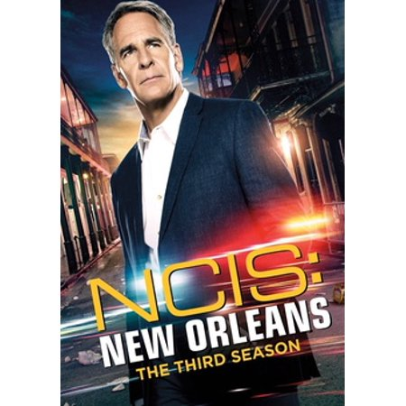 NCIS: New Orleans - The Third Season (DVD)