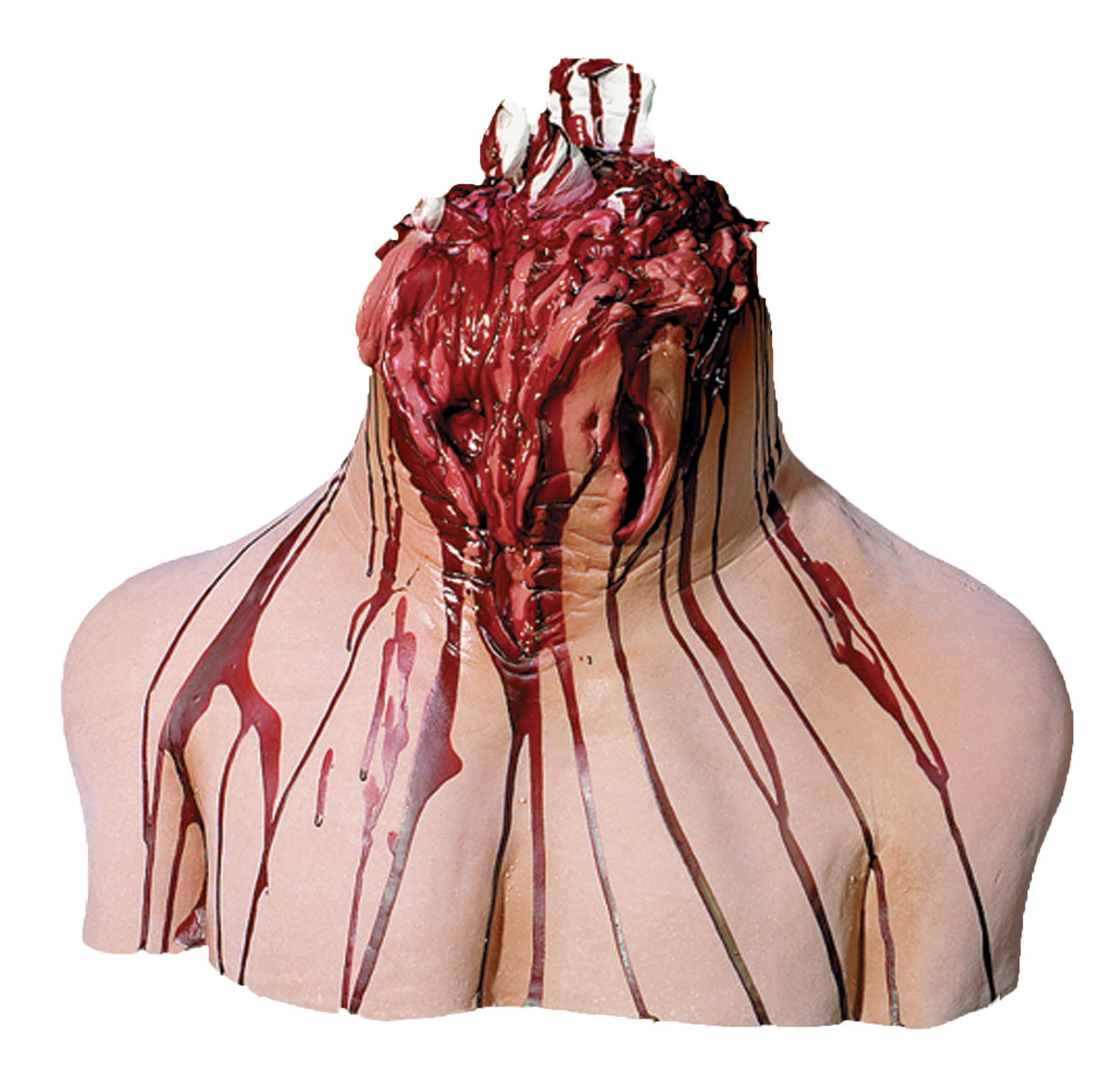 Life-Size Neck Stump Adult Halloween Accessory
