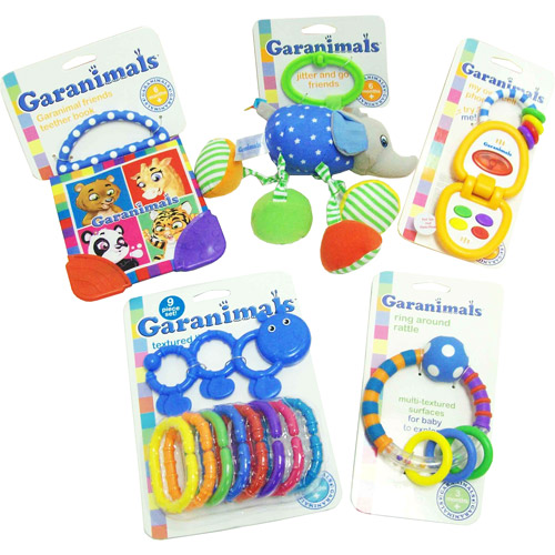 Sassy - Garanimals Gift Set, 5-Piece