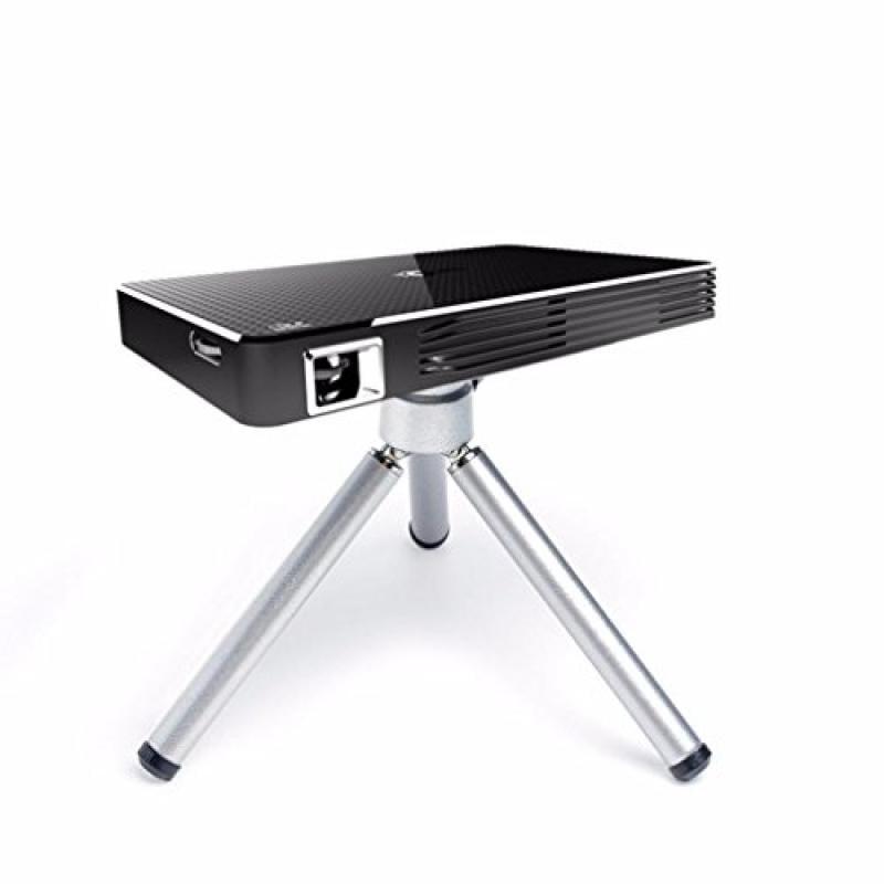 Celendi Ultra-Thin Mini Portable DLP Intelligent Projecto...