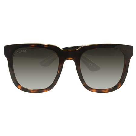Gucci GG1133 LSD Dark Havana Brown Gradient Sunglasses 52mm