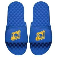 Golden State Warriors ISlide Trolley Logo Slide Sandals - Royal