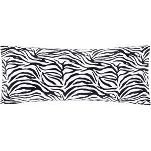 Your Zone Yz Zebra Body Plw Blk