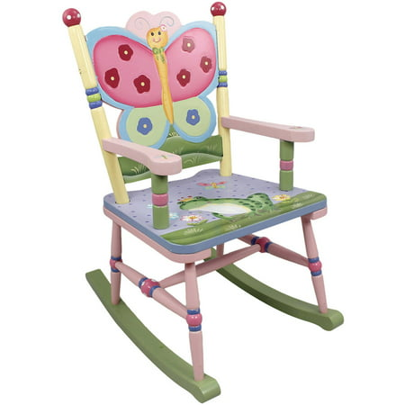 (Fantasy Fields Kids Magic Garden Rocking Chair)